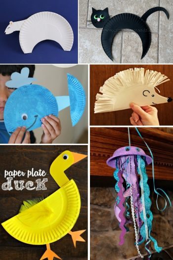 A List of Super Cute Animal Paper Plate Crafts Your Kids Will Love