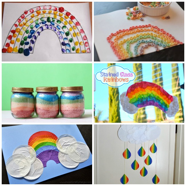 Final Crafty Rainbows