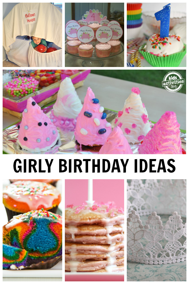 Girls Birthday Ideas