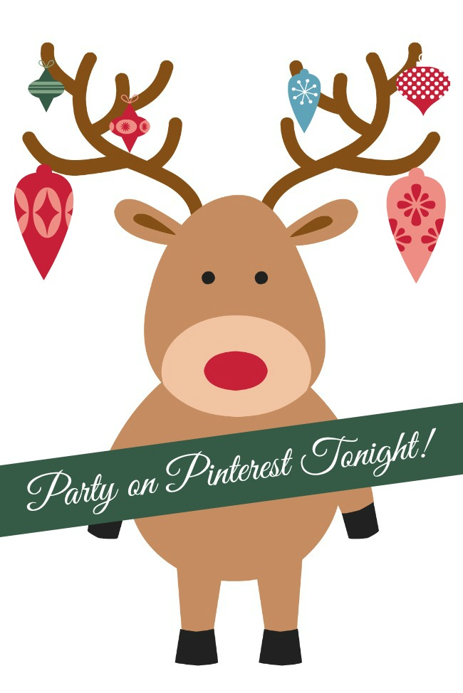 Pinterest Party with Prizes TONIGHT!