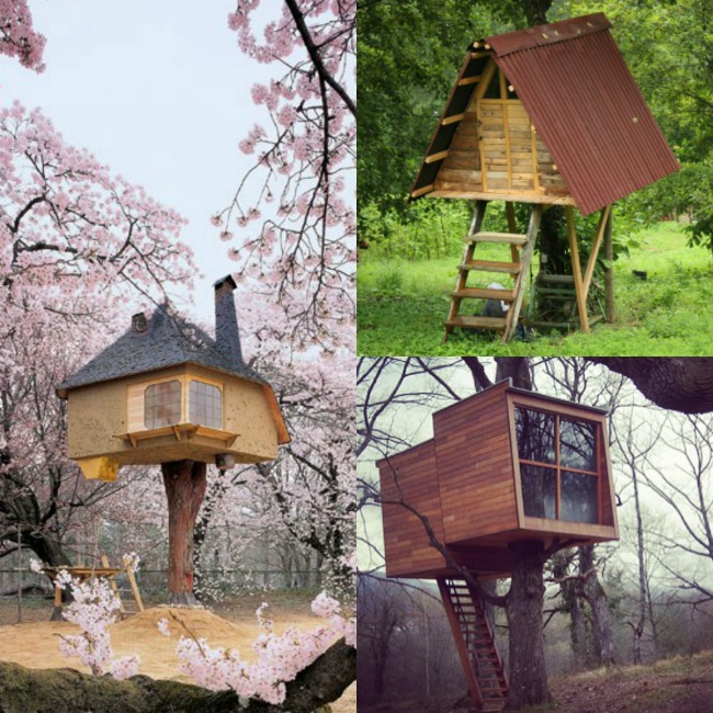 Unique Tree Houses - Kids Activities Blog