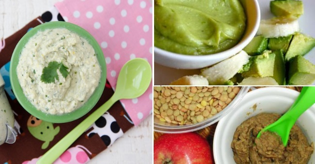 baby food options that you can make
