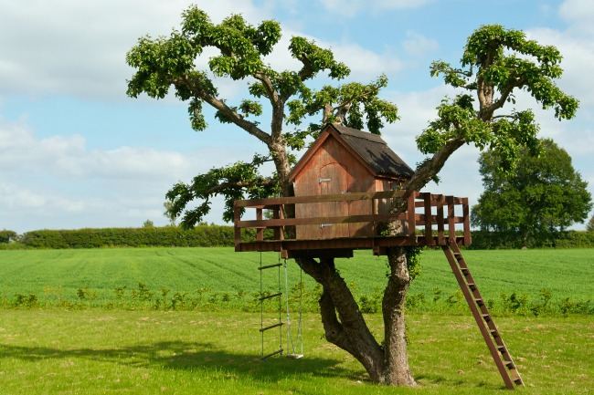 extreme tree house - Kids Activities Blog