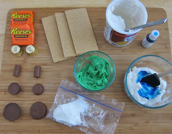 Reese's Cup Bunny Ingredients