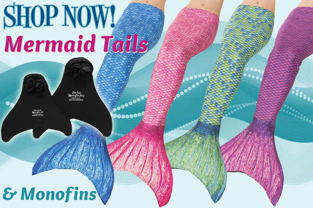 Shop Now for Mermaid Tails