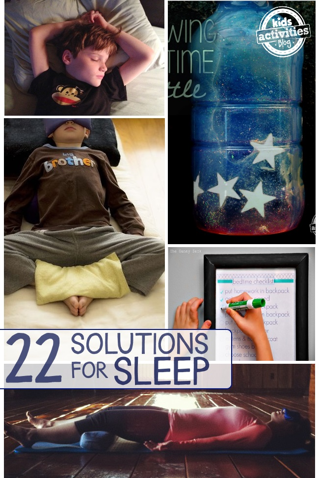 sleep solutions for active kids 2
