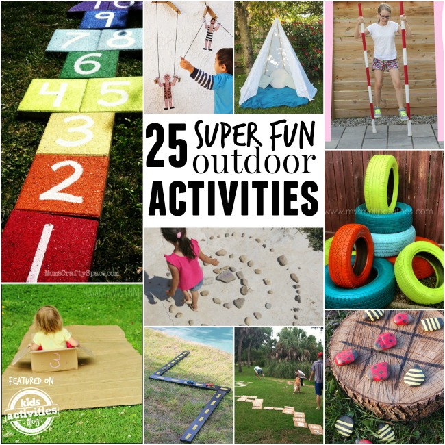 super fun activities