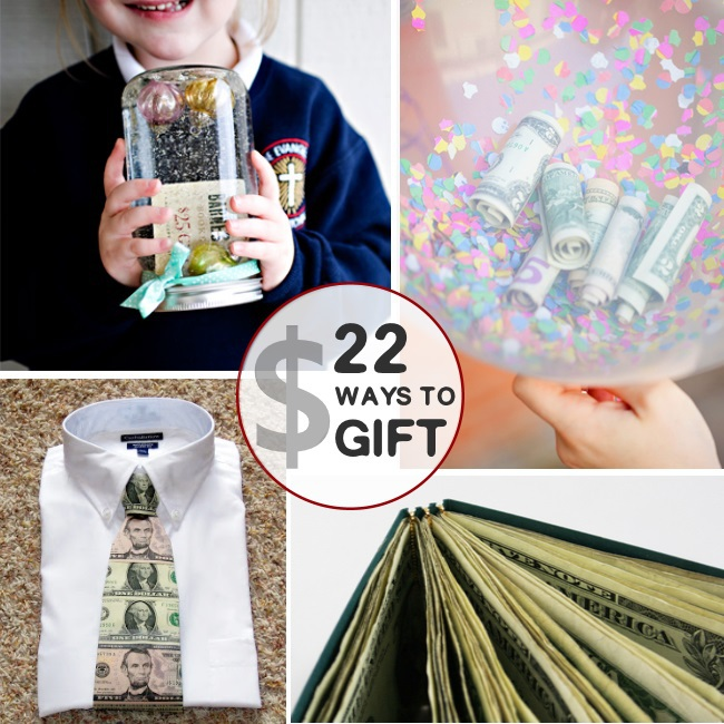 22 Creative Money Gift Ideas for Grads