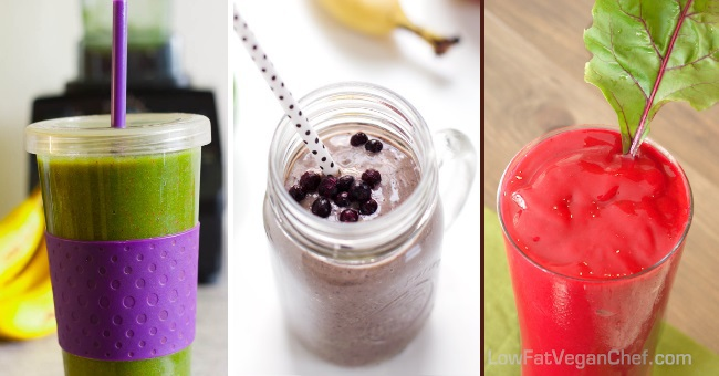 30 healthy smoothies