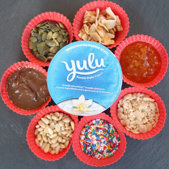 Yulu with toppings - Kids Activities Blog