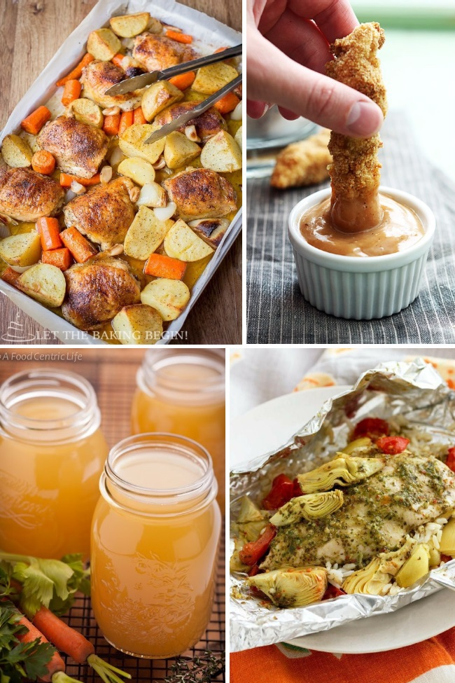 50 Mouth-Watering Kid Friendly Chicken Recipes