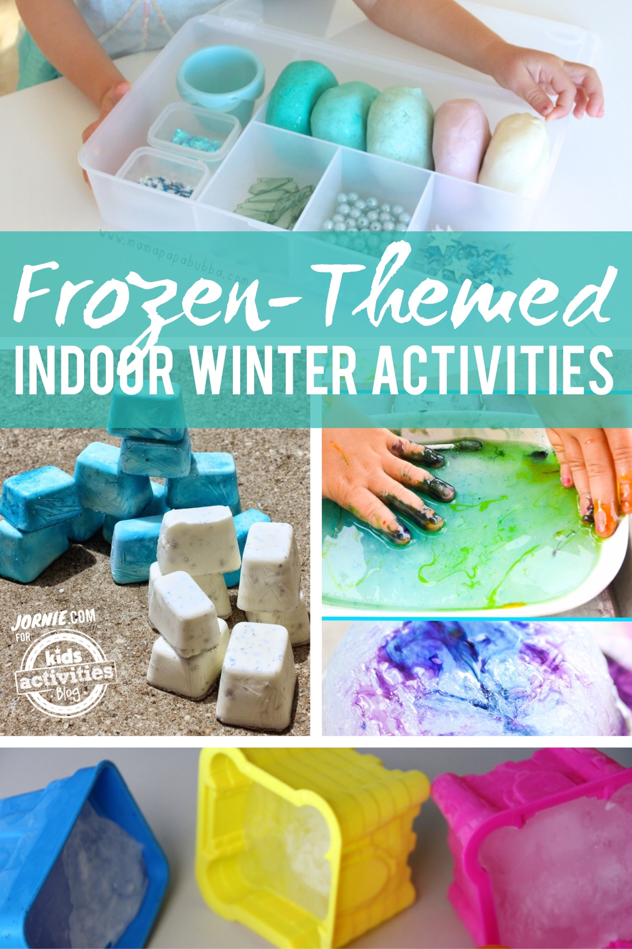 A Frozen Winter - Indoor Cold-Weather Activities