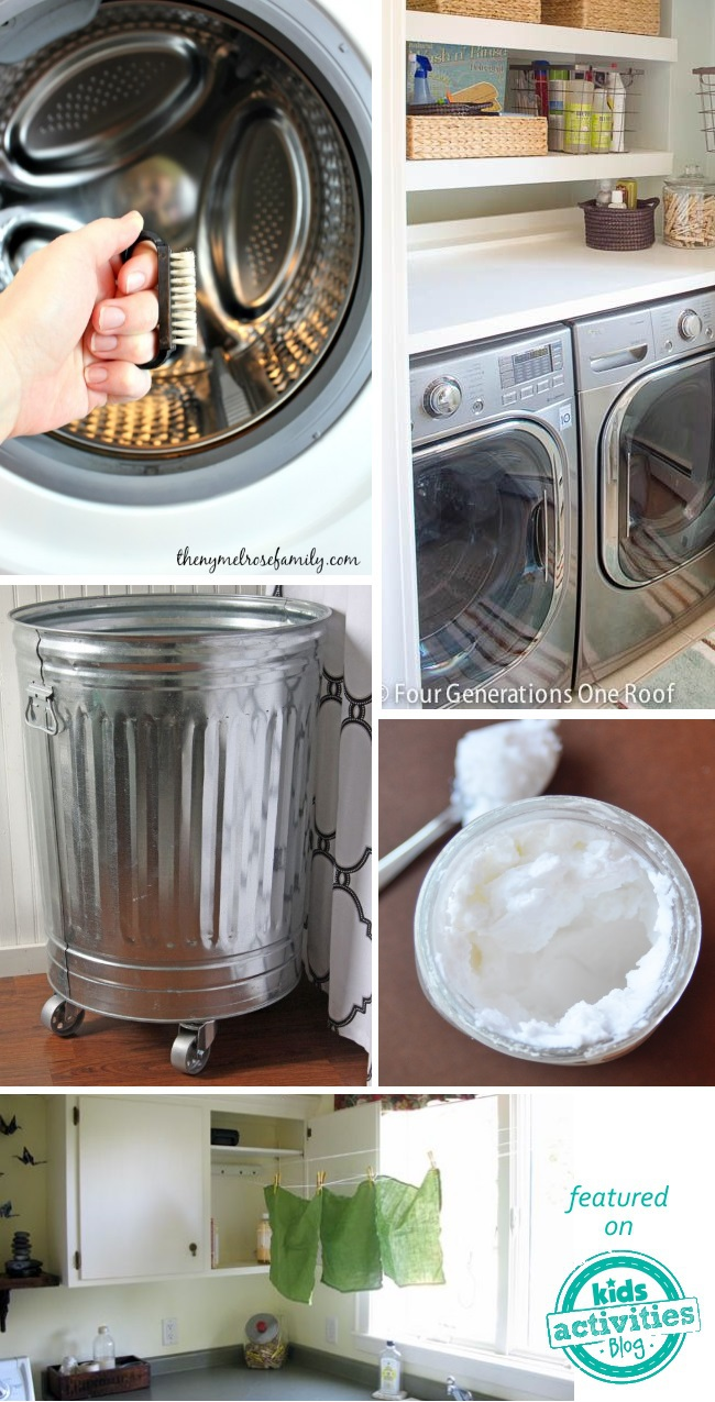 tips for laundry