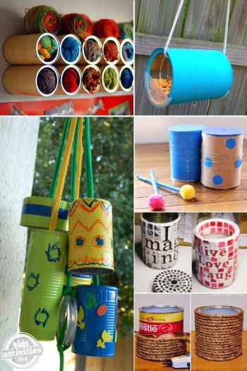 coffee can crafts