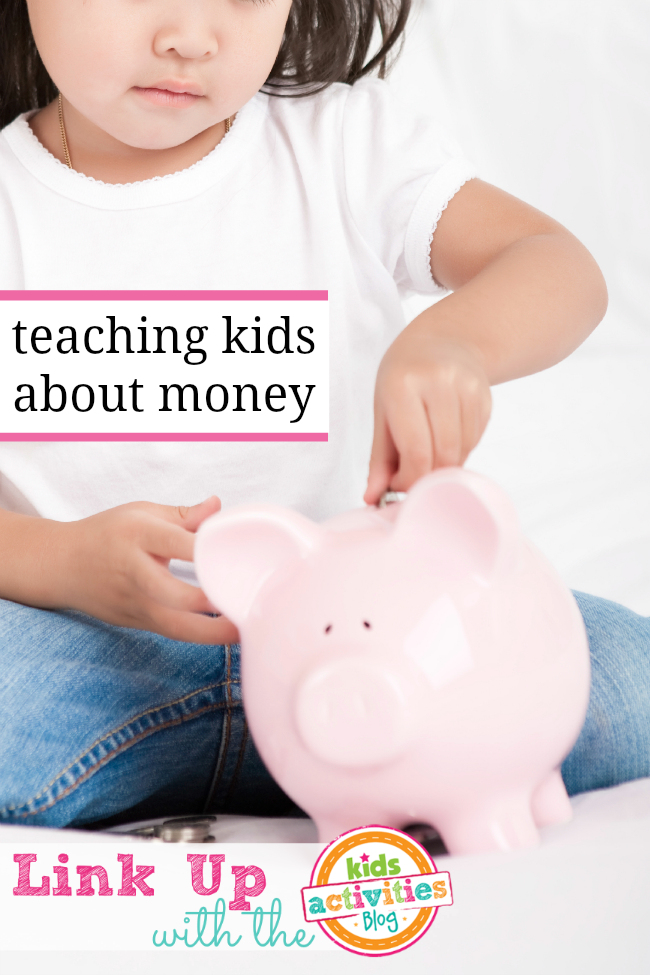Activities That Teach Kids About Money ~ Add Yours