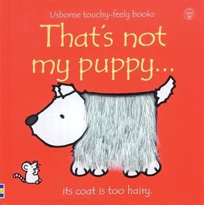 not my puppy book for active kids