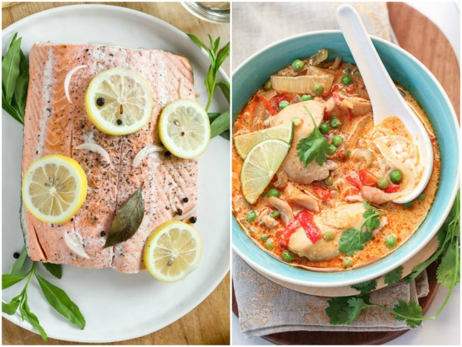 slow cooker fish recipe