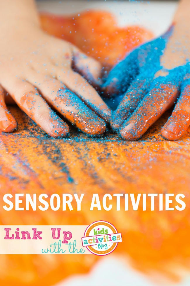 Share your favorite sensory activities!