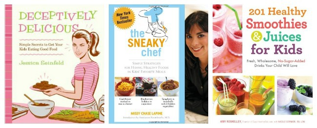 Sneaky Cook Books