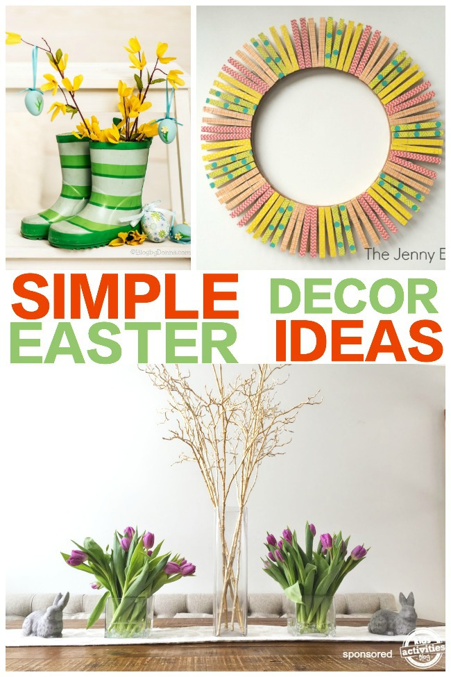 easter deacor ideas