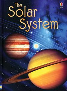 solar system book for kids