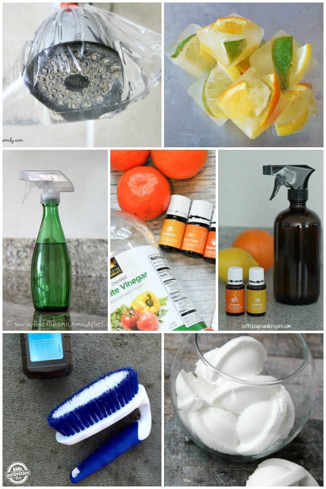 30 Natural Cleaning Recipes Using Essential Oils