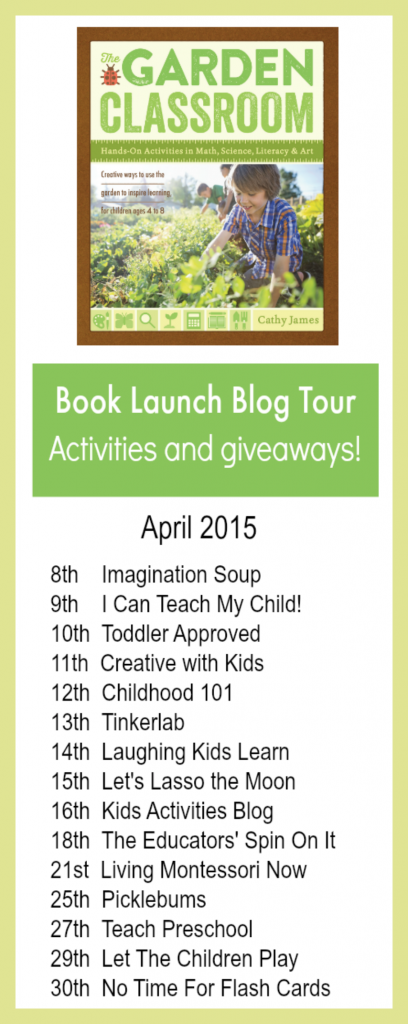 The Garden Classroom Blog Tour