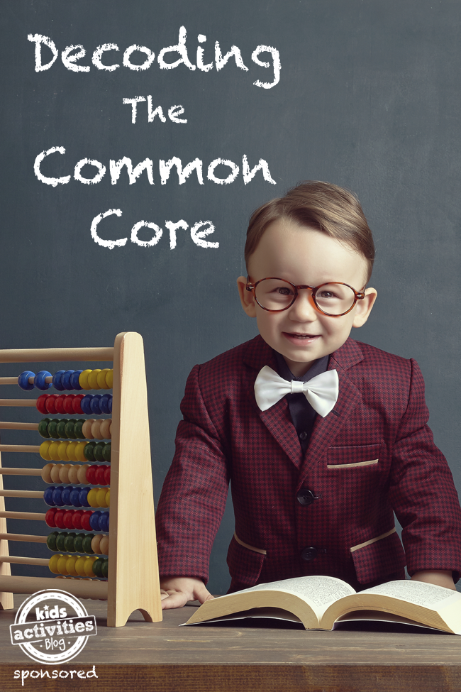 decoding the common core