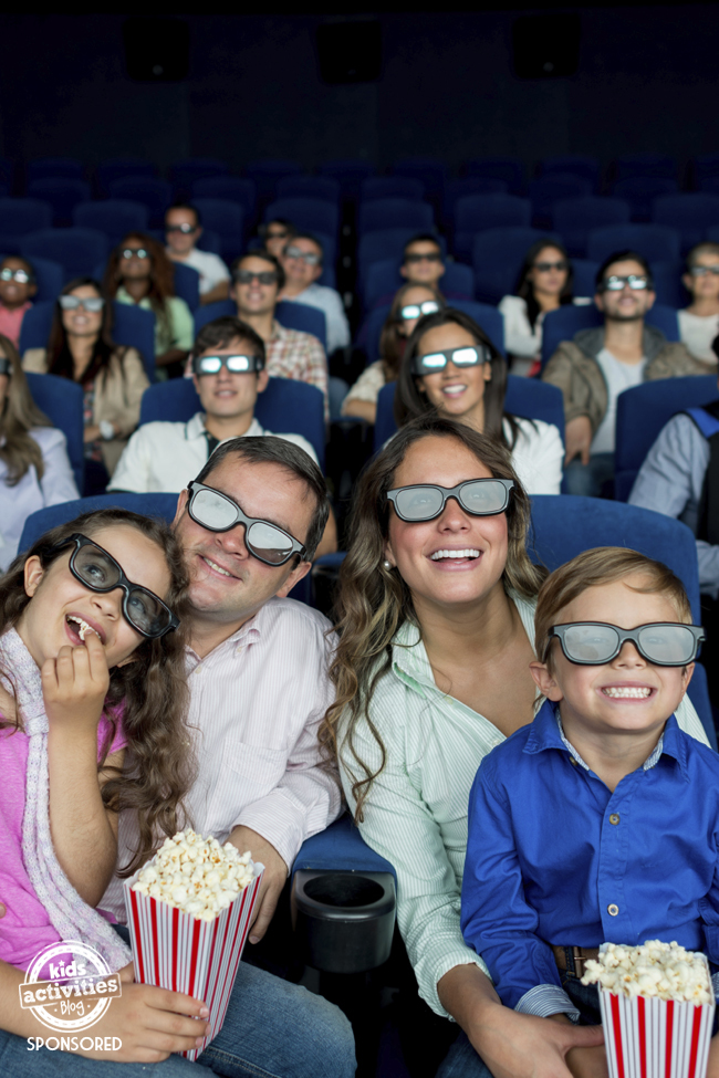 20 Awesome Movies to Watch with Kids on Family Movie Night