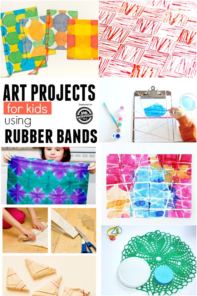rubber band crafts