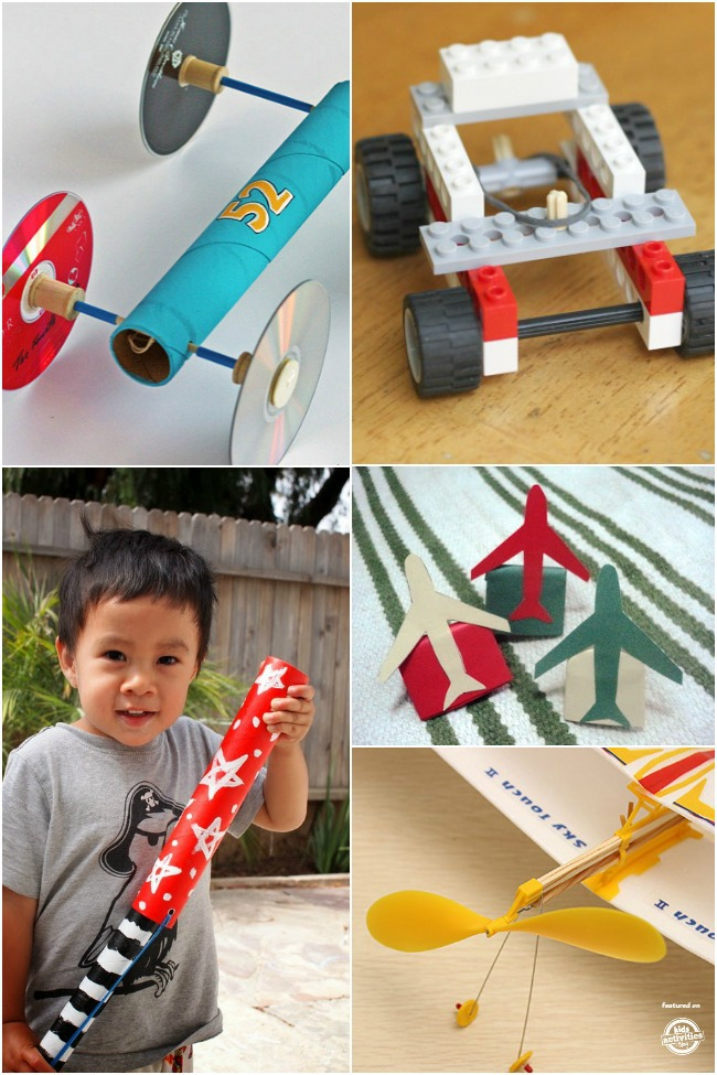 Rubber Band Toys and Games