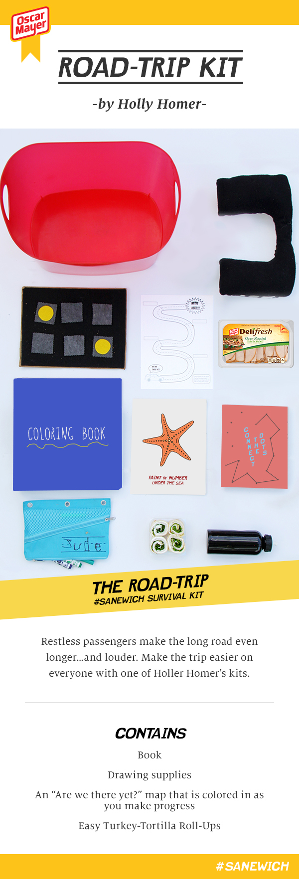 Road Trip Survival Kit