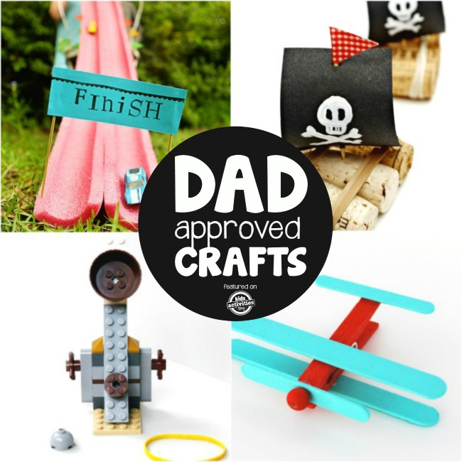 dad approved crafts