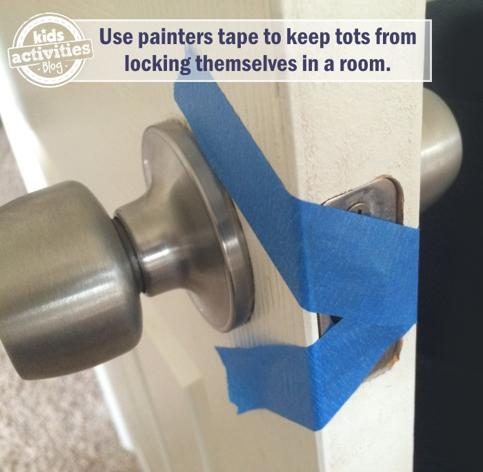 door knob tip for toddlers