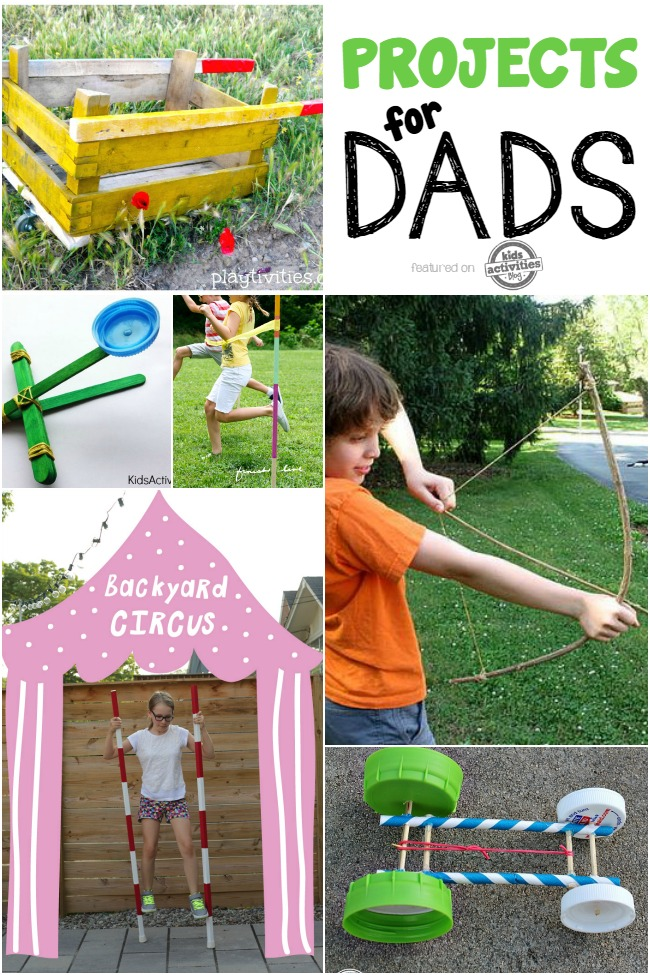 projects for dads