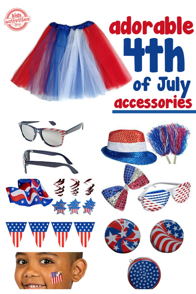 July 4th Activities, Printables, & Goodies!