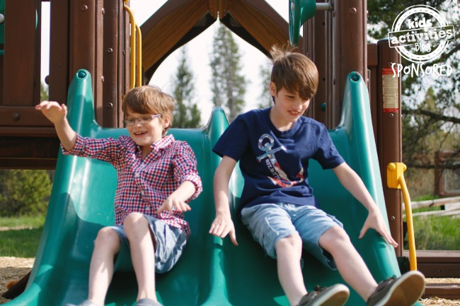 At the Park - Kids Activities Blog