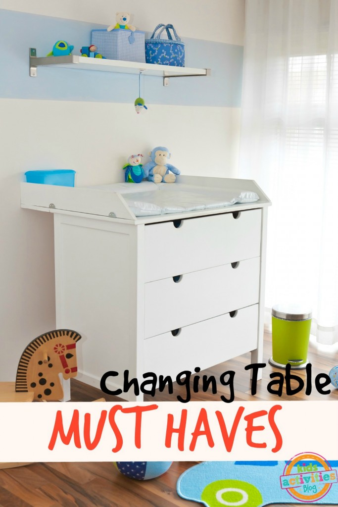 Changing table must haves1