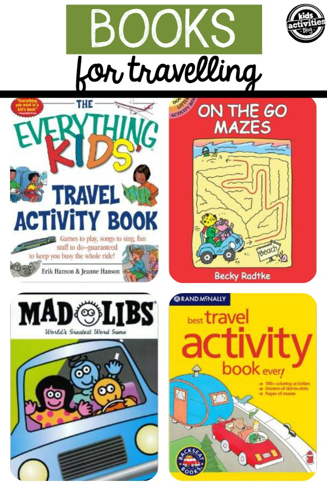books for travelling