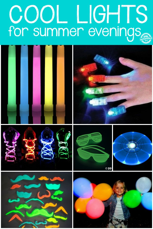 cool lights for summer evenings
