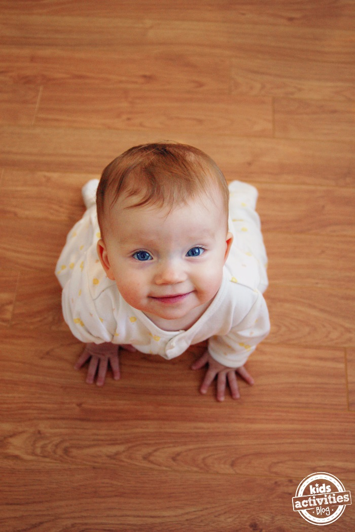You are my perfect… and other lessons of a first time parent