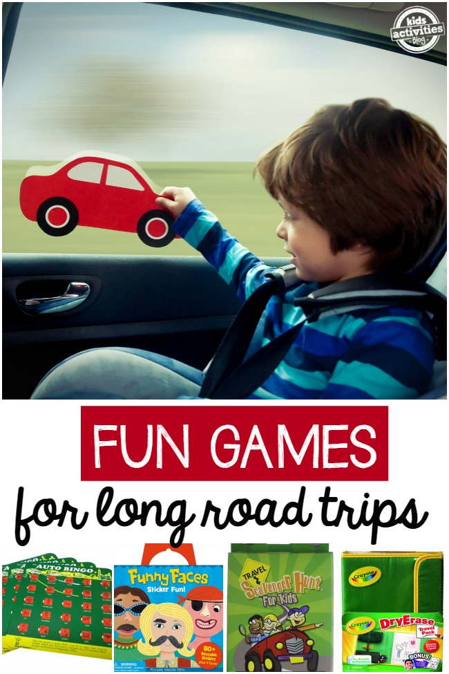 games for long trips