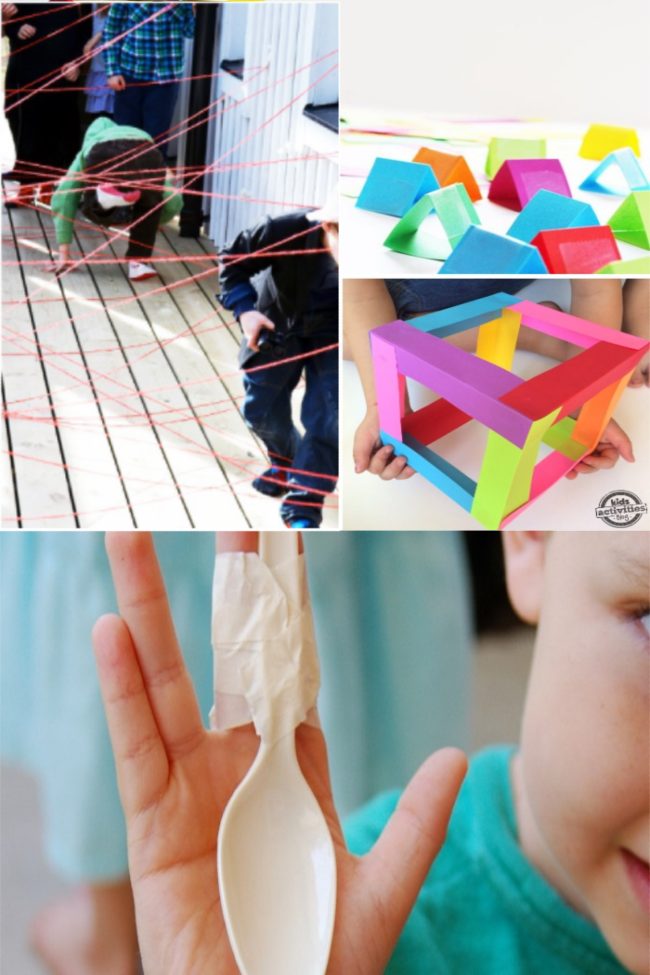 The 20 Best Hands On Activities for Kids They Will Play for Hours
