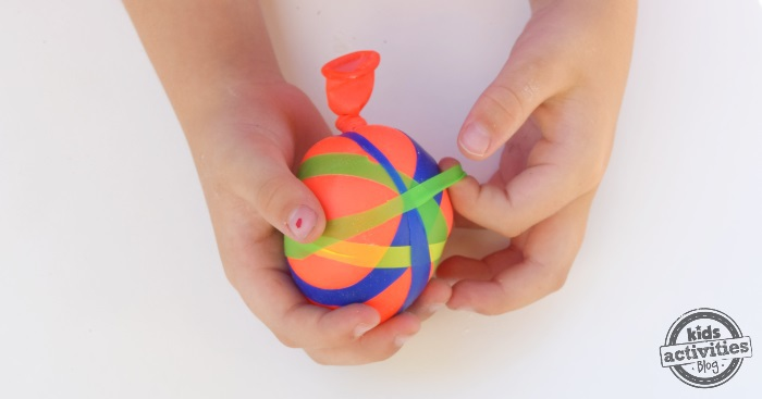 how to make balloon balls 2