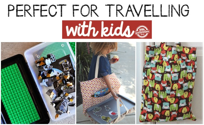 perfect travelling with kids