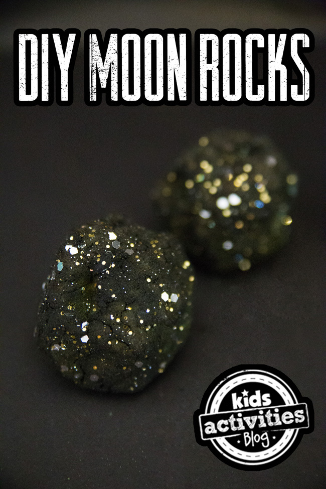 DIY Moon Rocks KAB