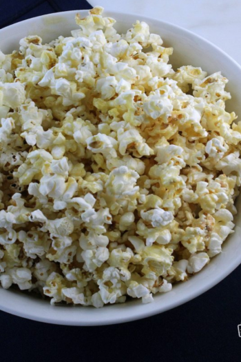honey butter popcorn