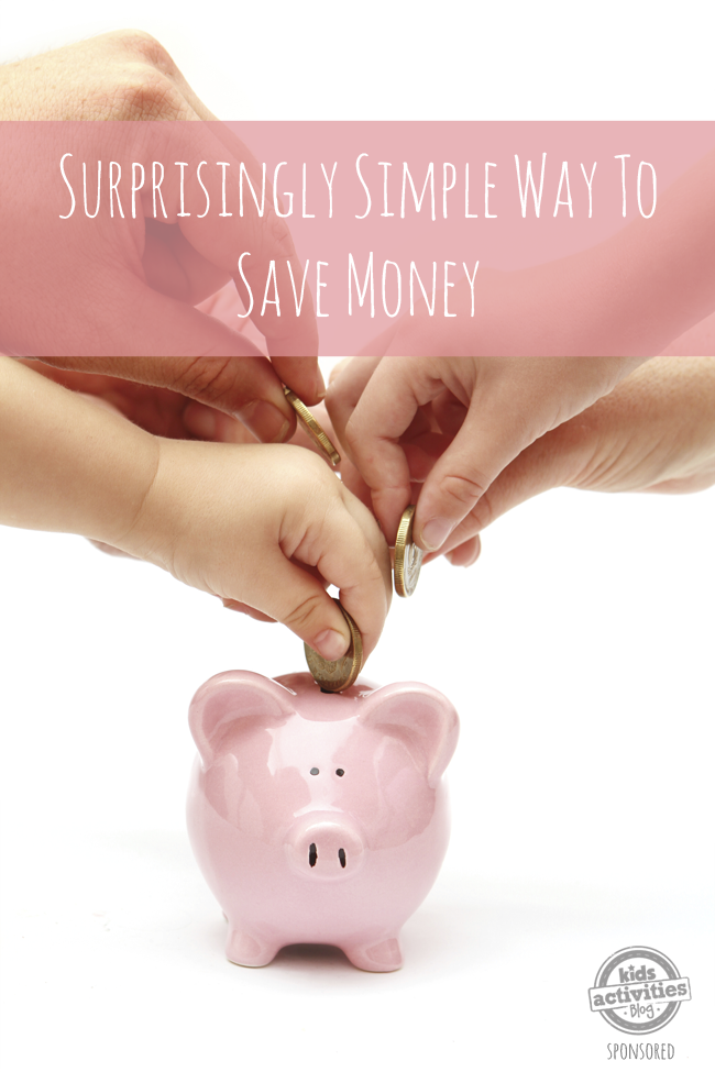 simple way to save money