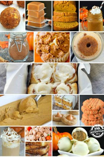 25 Ways to Get Your Pumpkin Spice Fix Right Now