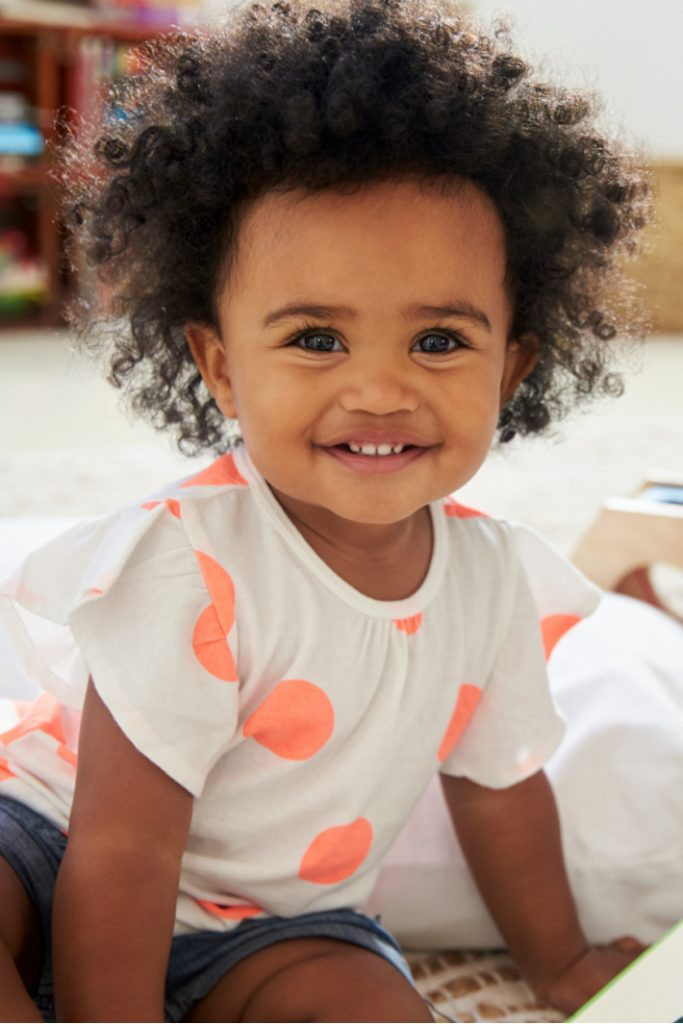 Dad fights for Daughter in the Adoption System Video - Kids Activities Blog - little girl smiling at camera